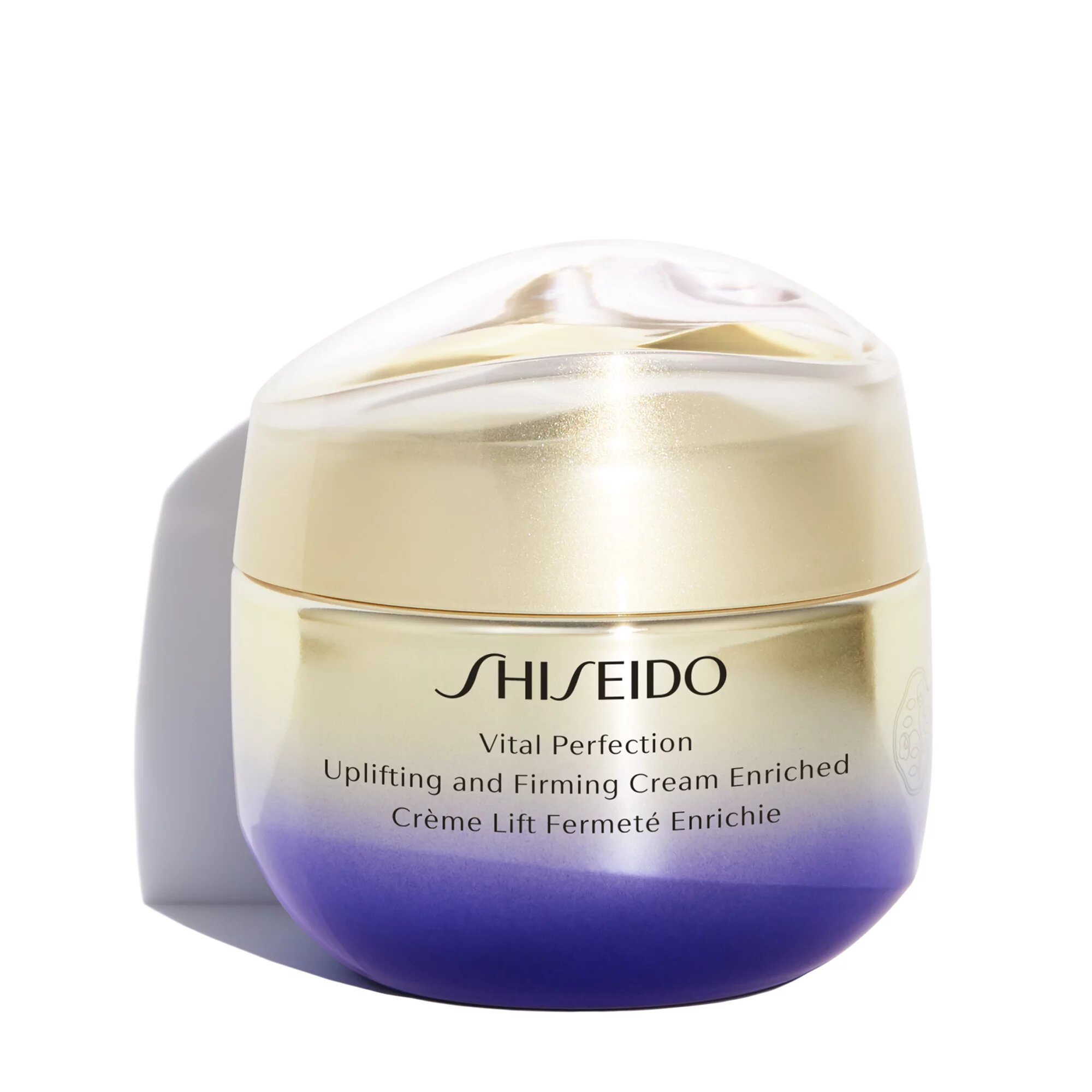 Crema antiarrugas Vital Perfection Uplifting And Firming Cream Enriched Shiseido