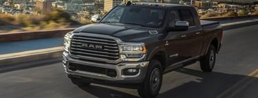 RAM Heavy Duty 2019: con sus 1,000 lb-pie de par la cuestión es saber qué no podrá remolcar o cargar