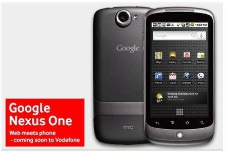Google dejará de vender Nexus One en la tienda online, y las causas de su fracaso