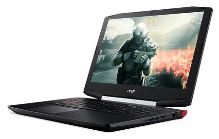 Portátil gaming Acer VX5-591G-5872 a su precio mínimo en Amazon: 649,99 euros