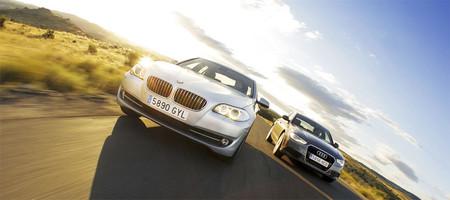 BMW vs Audi por Mikael Helsing