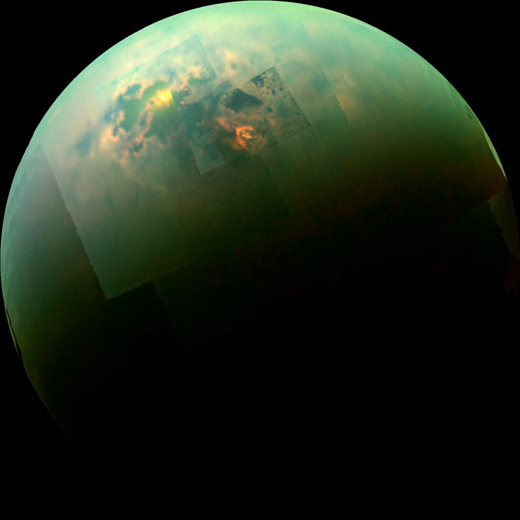 Foto de Fotografías de la misión Cassini (9/9)