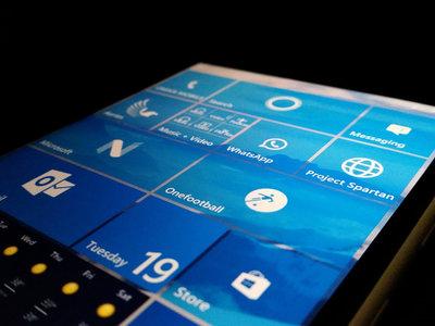 Llega a Windows 10 Mobile la Build 15254.248 corrigiendo por fin el fallo de respuesta en la pantalla táctil