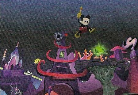 Epic Mickey 02