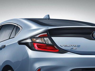 Olvida el prototipo. El Buick Velite no será nada distinto al Chevrolet Volt