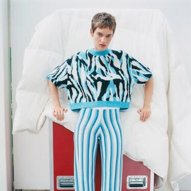 Zara lanza una colección de jerséis (y chalecos) que podrían agotarse antes de empezar el otoño 2021