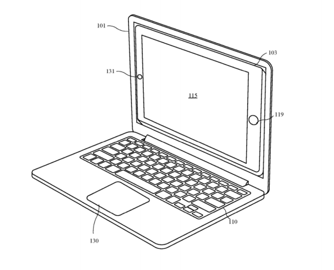 Patente Macbook Tonto 3