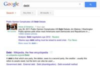 Google empieza a probar una interfaz optimizada para tablets de sus búsquedas