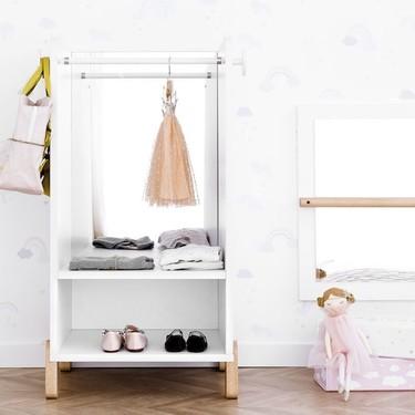 Kenay Home también apuesta por decorar las habitaciones infantiles en base al método Montessori