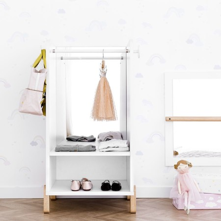 Método Montessori en los dormitorios infantiles