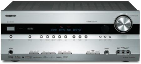 Onkyo TX-SA606X, amplificador con soporte de CEC