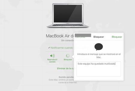 Buscar Mi Mac Bloquear 2