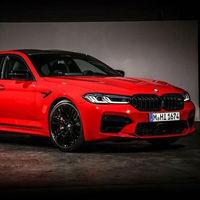 El BMW M5 2021 es tan rápido que se escapó antes de su presentación en un par de fotos