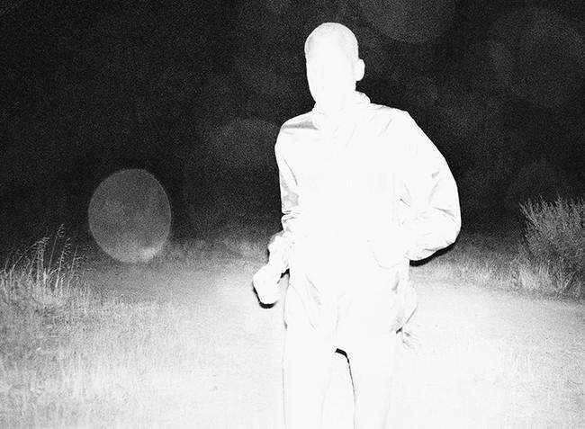 De la serie Every night temo ser la dinner. Madrid, 2015-2016. Inyección de tinta sobre papel fotográfico. Xataka Foto