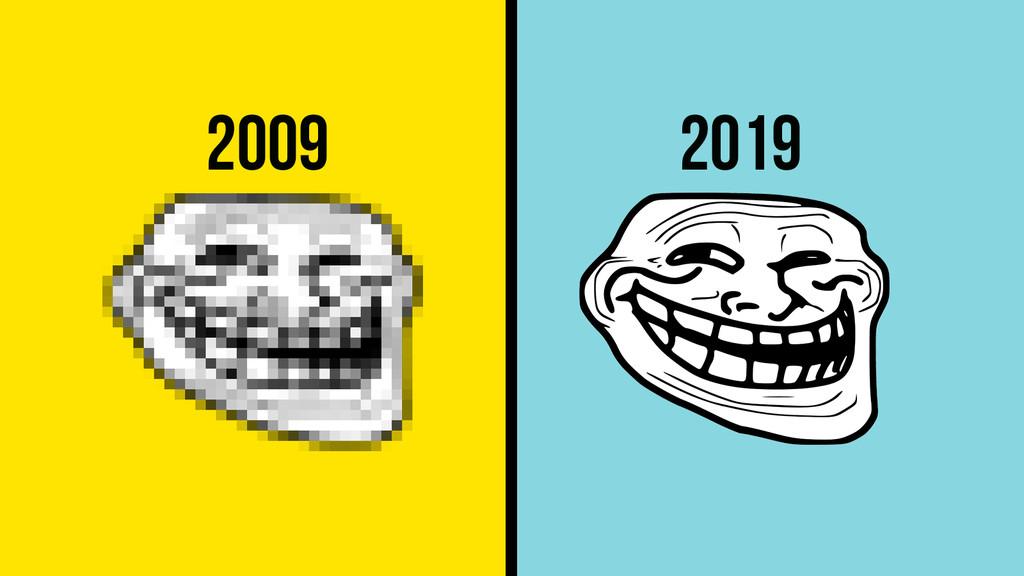 Esta animación muestra la evolución de los mejores memes de la década, y deja claro cuánto han cambiado