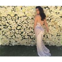 Una Kim Kardashian para la pared, qué mejor regalo de bodas que ése
