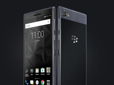 BlackBerry Motion: la compañía quiere reconquistar el mercado con resistencia al agua y una gran batería