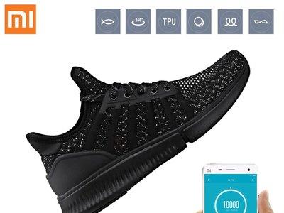 Zapatillas deportivas Xiaomi Mijia Smart Shoes, con chip Amazfit y Bluetooth, por 45 euros