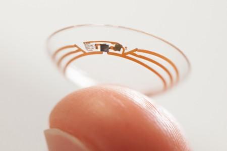 Los lentes de contacto de Google podrían funcionar con energía solar, según esta patente