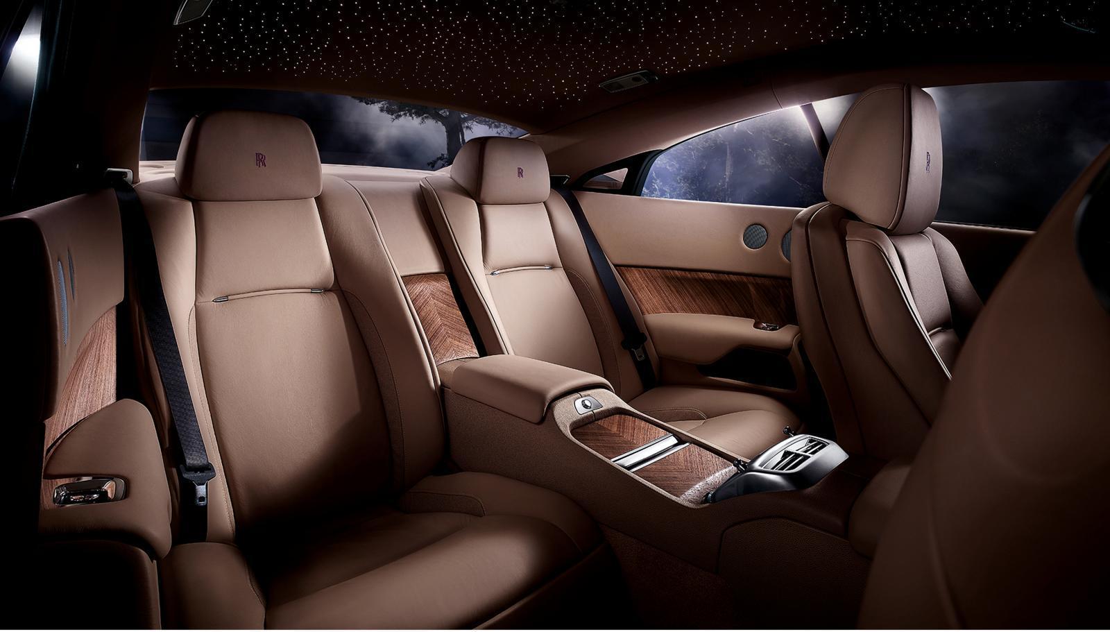 Foto de Rolls-Royce Wraith 2013 (9/14)