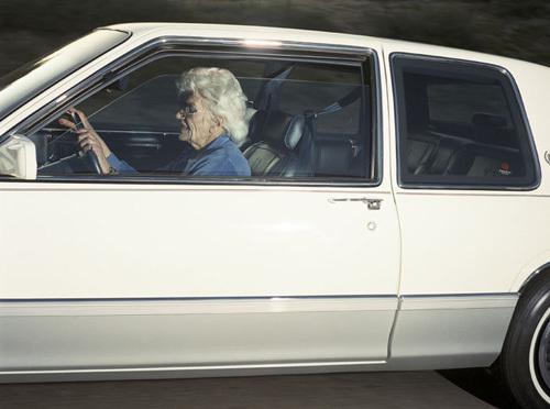 Foto de Andrew Bush, Vector Portraits (8/30)