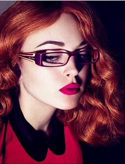 Más Lindsay Lohan para Miu Miu