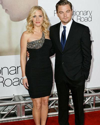 Kate Winslet y Leonardo DiCaprio juntos 10 años después