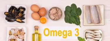 Top 7 de alimentos ricos en omega 3