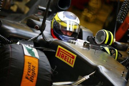 Pirelli desvela sus compuestos para 2011