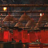 Hong Kong, ciudad nocturna. Vídeos inspiradores