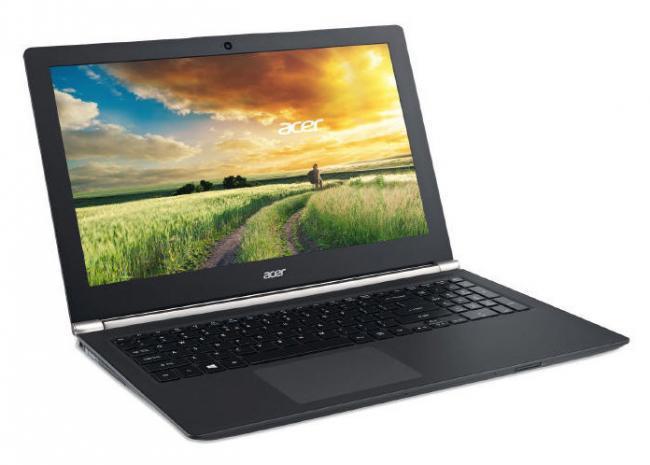 Acer Aspire V Nitro, un portátil para jugones con resolución Full HD