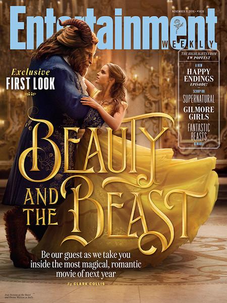Muriendo de amor con las primeras imágenes de Emma Watson en 'La Bella y la Bestia'