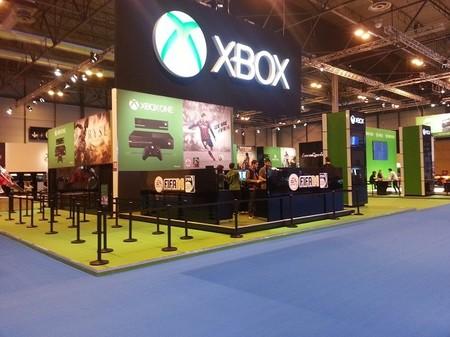 Imagen de la semana: el duelo entre PS4 y Xbox One en Madrid Games Week