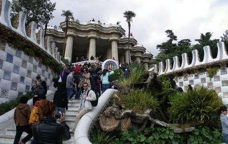 La entrada al Parque Güell de Barcelona ya cuesta 8 euros
