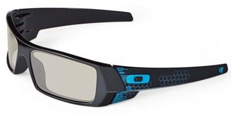 Oakley le dedica unas gafas 3D a Tron