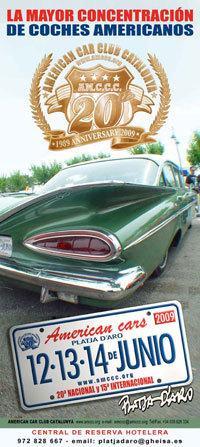 American Cars Platja d'Aro 2009