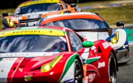 Gt Le Mans 2014