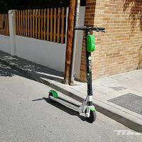 Conducir un patinete eléctrico quintuplicando la tasa máxima de alcohol le cuesta a este coruñés 1.000 euros