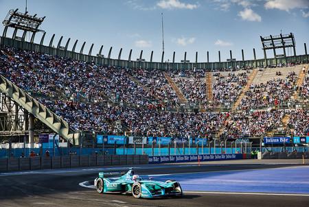 Bmw Formula E Mexico City 3