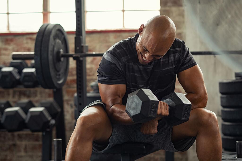 La repetición perfecta: el tiempo en completar cada repetición en el entrenamiento de fuerza afecta al aumento de la masa muscular