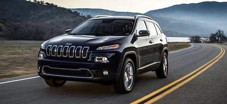 Así es la nueva cara del Jeep Cherokee