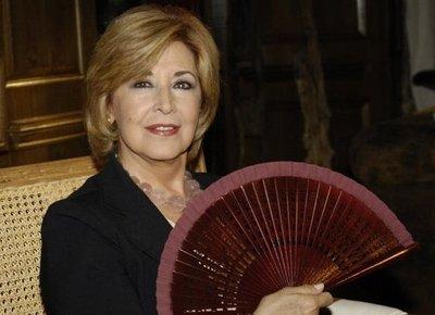 Concha Velasco, entre las chicas de oro españolas