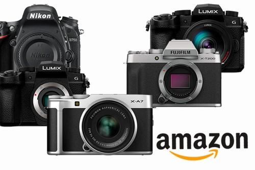 Ofertas fotográficas en la Semana de la Electrónica de Amazon: cámaras Fuji, Panasonic o Nikon a precios ajustados