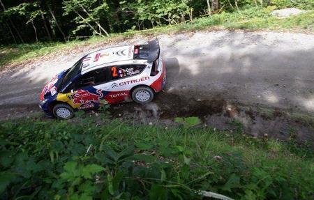 Rally de Japón 2010: Sébastien Ogier consigue su segunda victoria