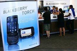BlackBerry Torch 9800 y RIM, malos tiempos para la lírica