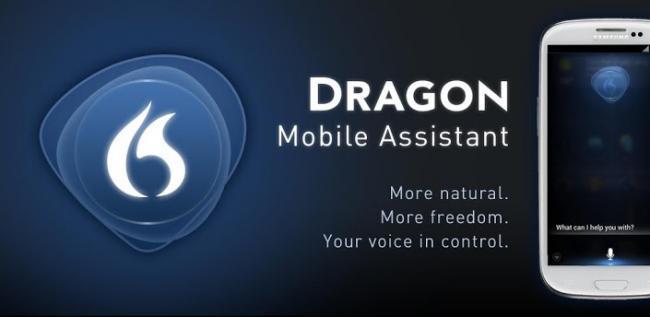 Dragon Mobile Assistant es otra alternativa a Siri para Android
