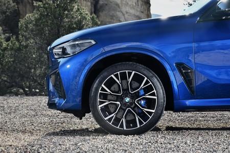 BMW X5 M Competition llanta