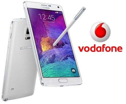 Precios Samsung Galaxy Note 4 con Vodafone y comparativa con Orange, Yoigo y Amena