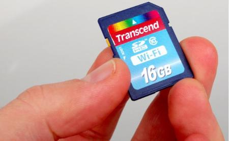 Transcend SD WiFi