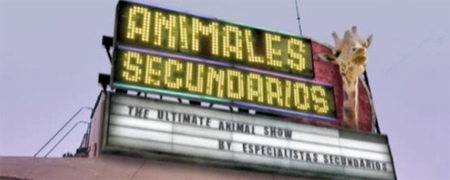 'Animales secundarios', humor y animales para La Sexta